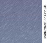 rain   Shutterstock .eps vector #141544231