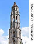 The Tower At Manaca Iznaga ...