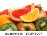 ripe fruit   Shutterstock . vector #141549007