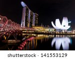 singapore   nov 5   front view... | Shutterstock . vector #141553129