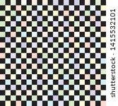 Checkerboard Pattern. Seamless...