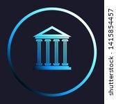 historical building... | Shutterstock .eps vector #1415854457