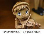 Pinocchio Plays The Violin ...
