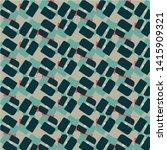 abstract vector background.... | Shutterstock .eps vector #1415909321