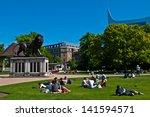 reading   june 8  unidentified... | Shutterstock . vector #141594571