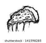 sketchy pizza slice