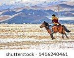 The Mongolian Kazakhs Of...