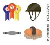 vector illustration of... | Shutterstock .eps vector #1416261494