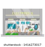 vector illustration of... | Shutterstock .eps vector #1416273017
