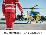 Alarm For Helicopter Emergency...