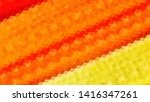 geometric design. colorful... | Shutterstock .eps vector #1416347261