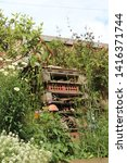 Bug Hotel In An English Country ...