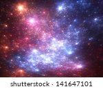 Vivid Starry Background ...