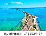 Road To Sanibel Island  Florida