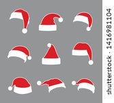 Christmas Santa Claus Hats...