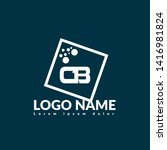 cb company linked letter logo...