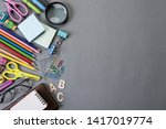 education or back to school... | Shutterstock . vector #1417019774