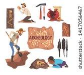 Archeology And Paleontology Se...
