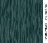 wavy line pattern. turquoise... | Shutterstock .eps vector #1417086701