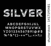 silver font.you can be used...