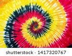 Colorful Tie Dye Pattern...