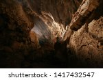 Cave In Thailand  Touristed...