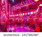 venezia italy   october 27 2018 ...   Shutterstock . vector #1417481087