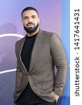 los angeles   jun 4   drake at... | Shutterstock . vector #1417641431