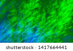 rainbow colored abstract... | Shutterstock . vector #1417664441