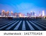 Night View Of Dalian Xinghai...