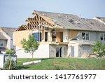 dayton  oh  may 27  2019 ...   Shutterstock . vector #1417761977