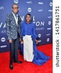 Small photo of LOS ANGELES, USA. June 07, 2019: Cicely Tyson & B Michael at the AFI Life Achievement Award Gala. Picture: Paul Smith/Featureflash