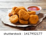 Chicken Nuggets With Tomato...