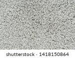 white natural fleece carpet... | Shutterstock . vector #1418150864