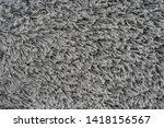 black natural fleece carpet... | Shutterstock . vector #1418156567