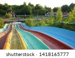 The Abandoned Amusement Water...