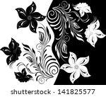 vector illustration of... | Shutterstock .eps vector #141825577