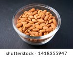 Dry Apricot Kernels In The...