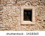 mediterranean window | Shutterstock . vector #1418365