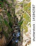 Deep Gorge  El Tajo In Ronda...