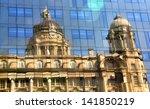 Window Reflections  Liverpool