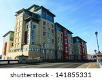building square | Shutterstock . vector #141855331