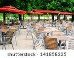 Cafe Terrace In Tuileries...