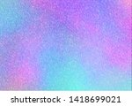 abstract blue background ... | Shutterstock . vector #1418699021