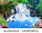 Lovely Waterfall  Fantastic...