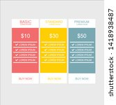 set of offer prices. ui ux...