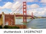The Golden Gate Bridge Is The...