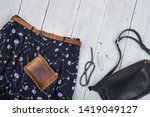 Fashion Trends   Blue Bag And...