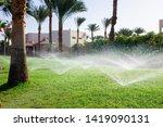Lawn Irrigation System....