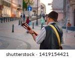 Street Artists Performing...